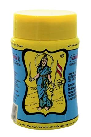 Vandevi compounded Asafoetida - Hing - Asant, 50g
