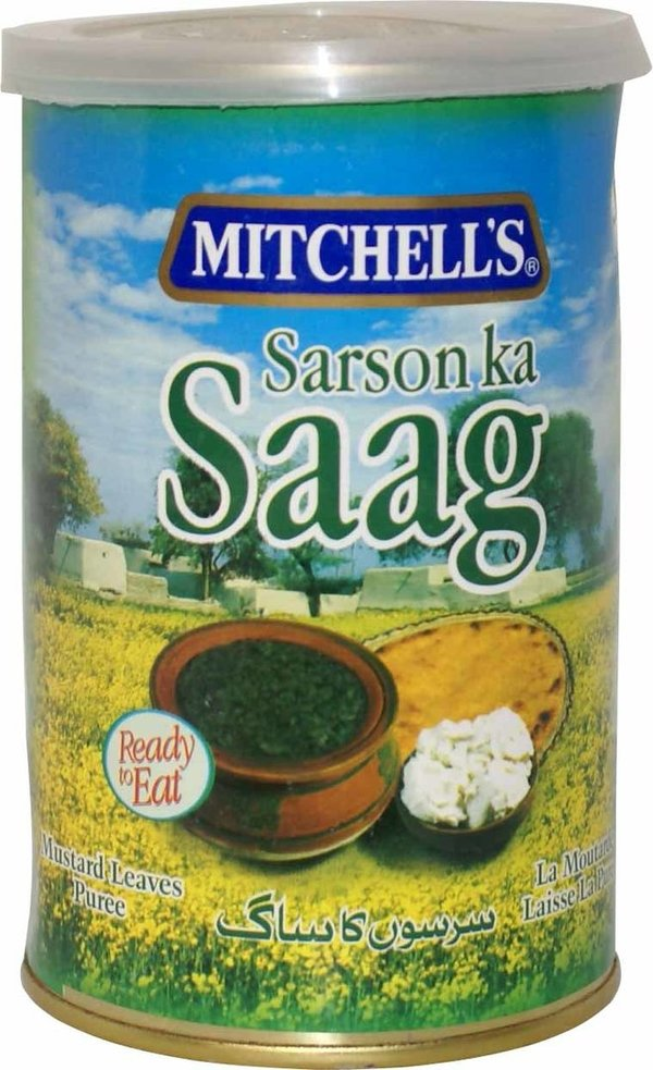 Sarson ka Saag - Ready to eat, 425g