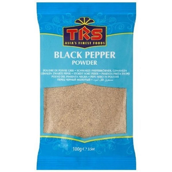 TRS Black Pepper Powder, 100g